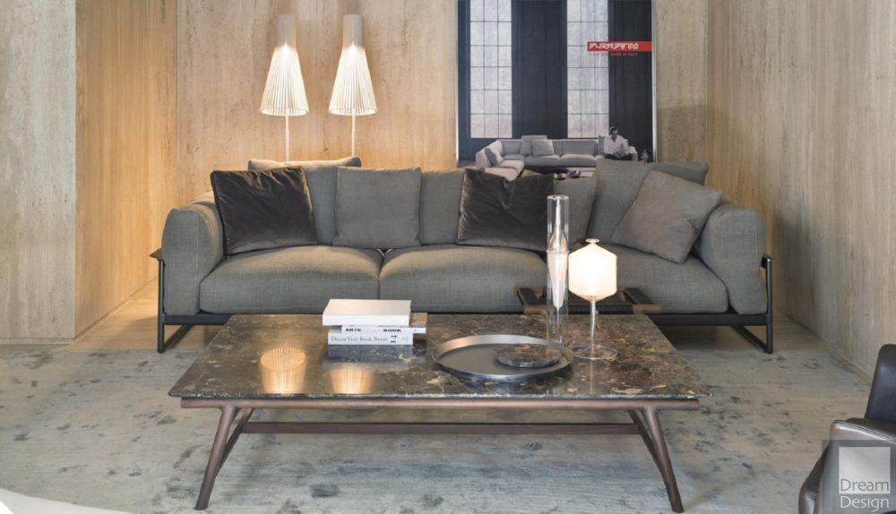 Flexform Zeno Light Modular Sofa