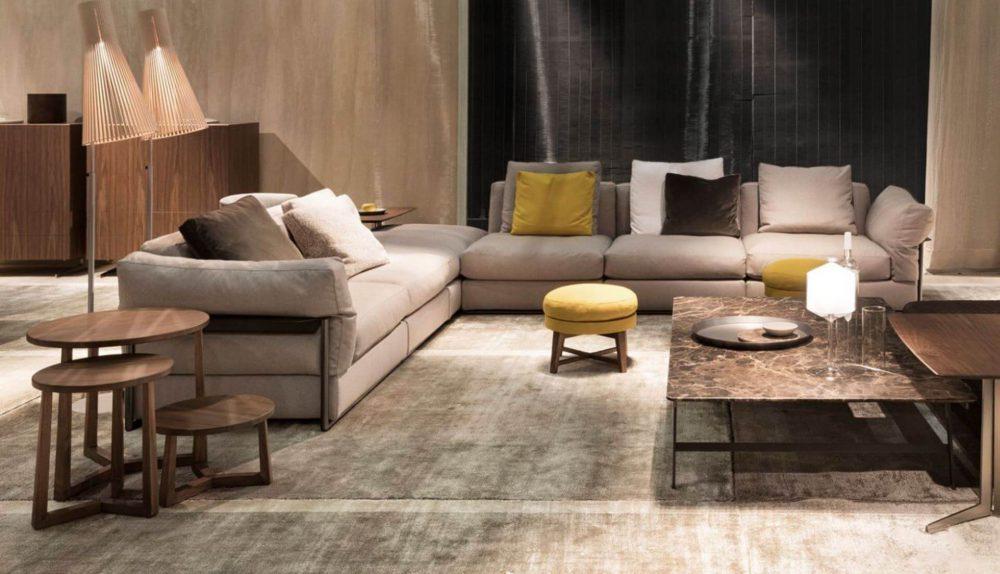 Flexform Zeno Modular Sofa
