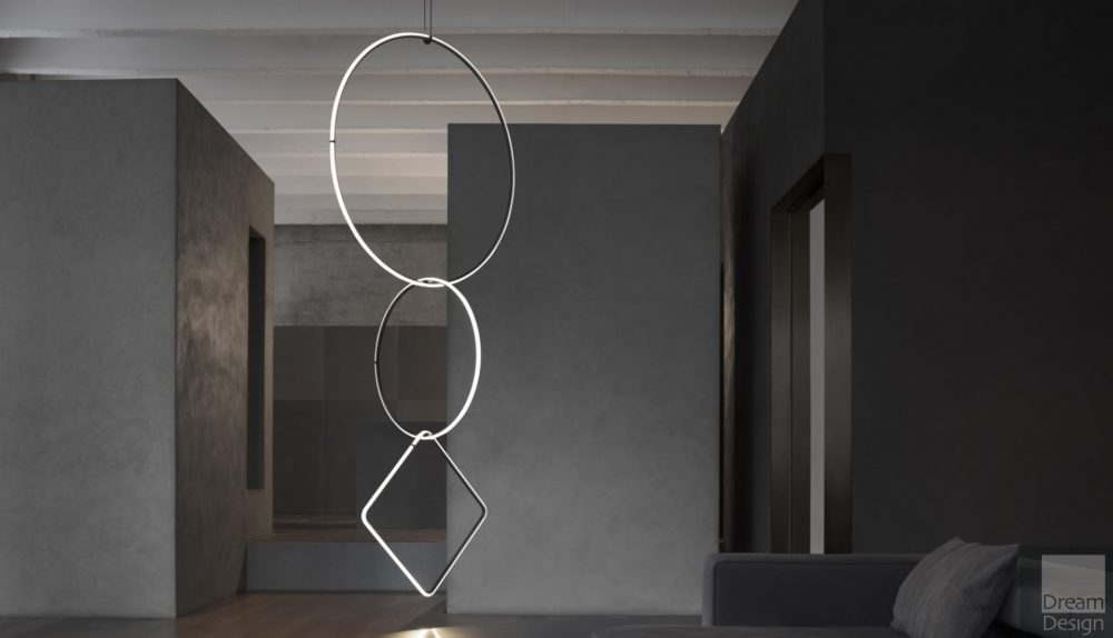 Flos Arrangements Suspension Light