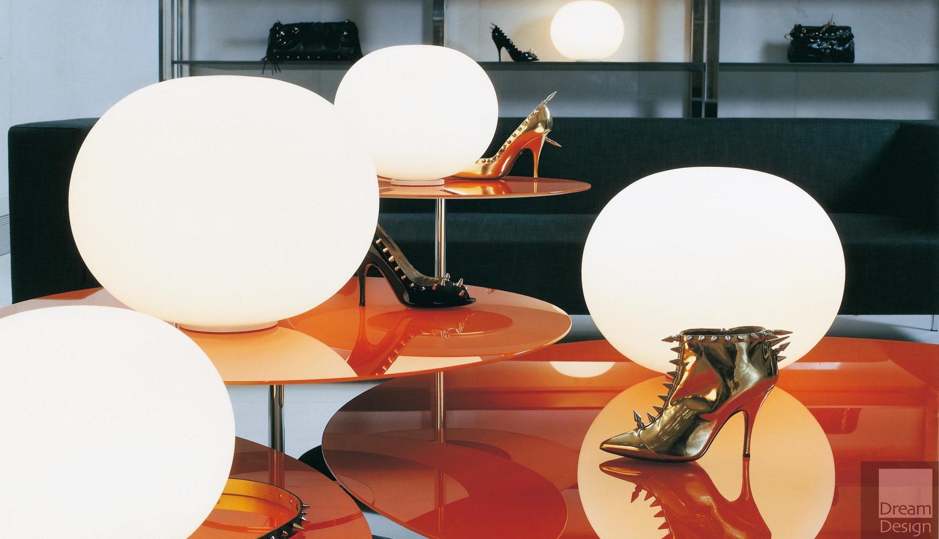 Flos Glo-Ball Basic Table Lamp