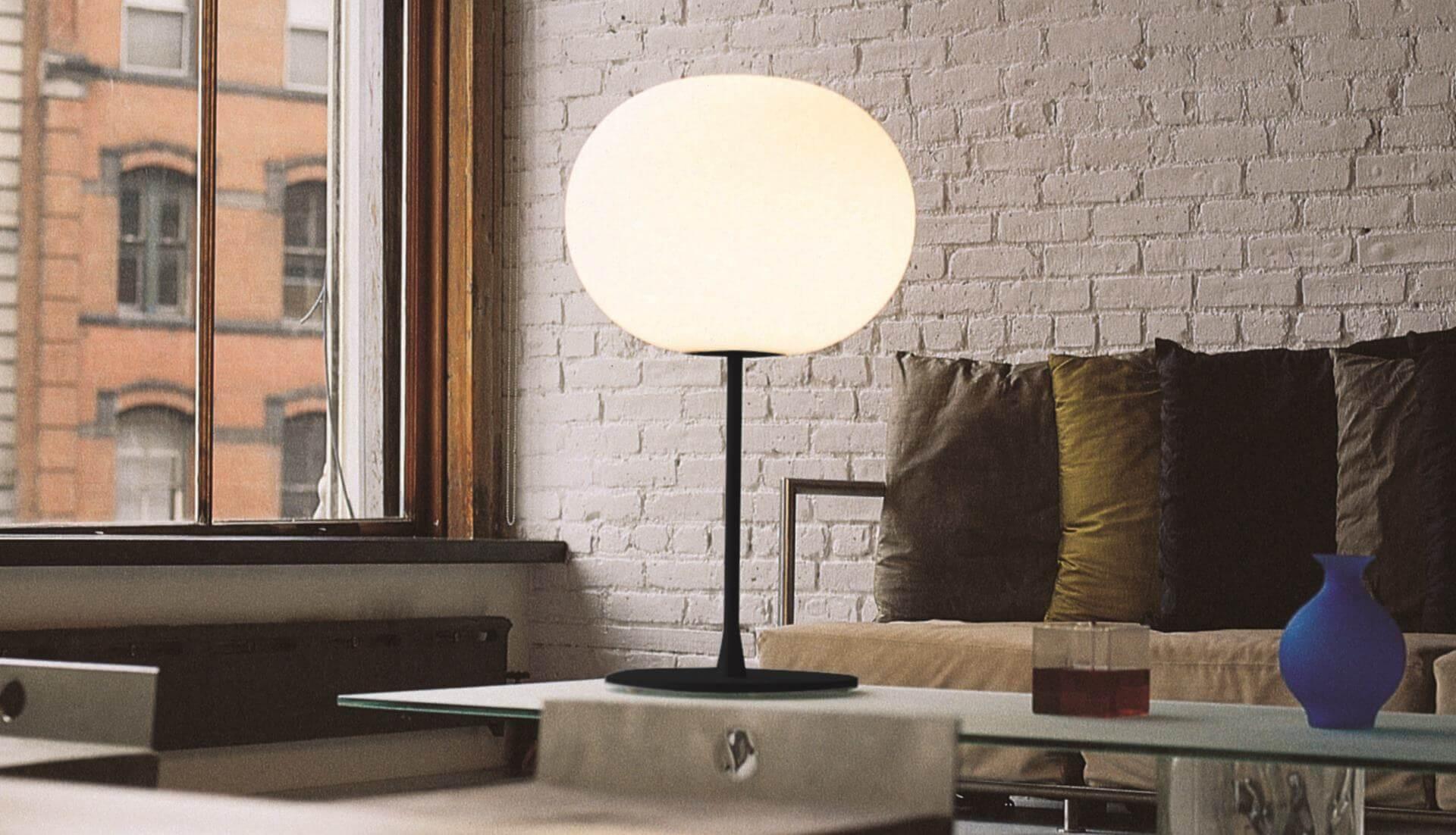 Flos Glo-Ball Table Lamp