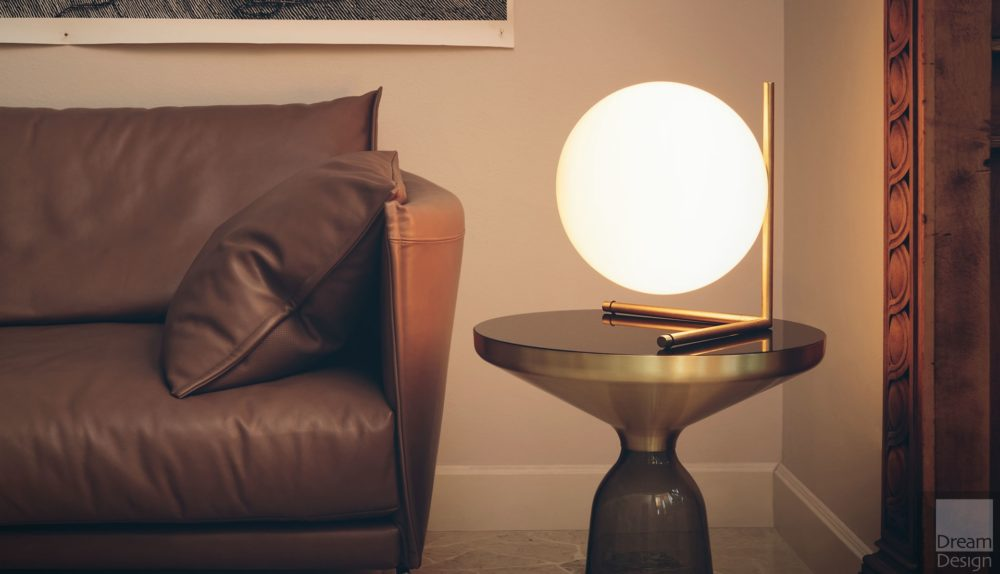 Flos IC Lights Table 2 Lamp