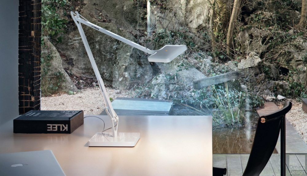 Flos Kelvin Edge Base Lamp