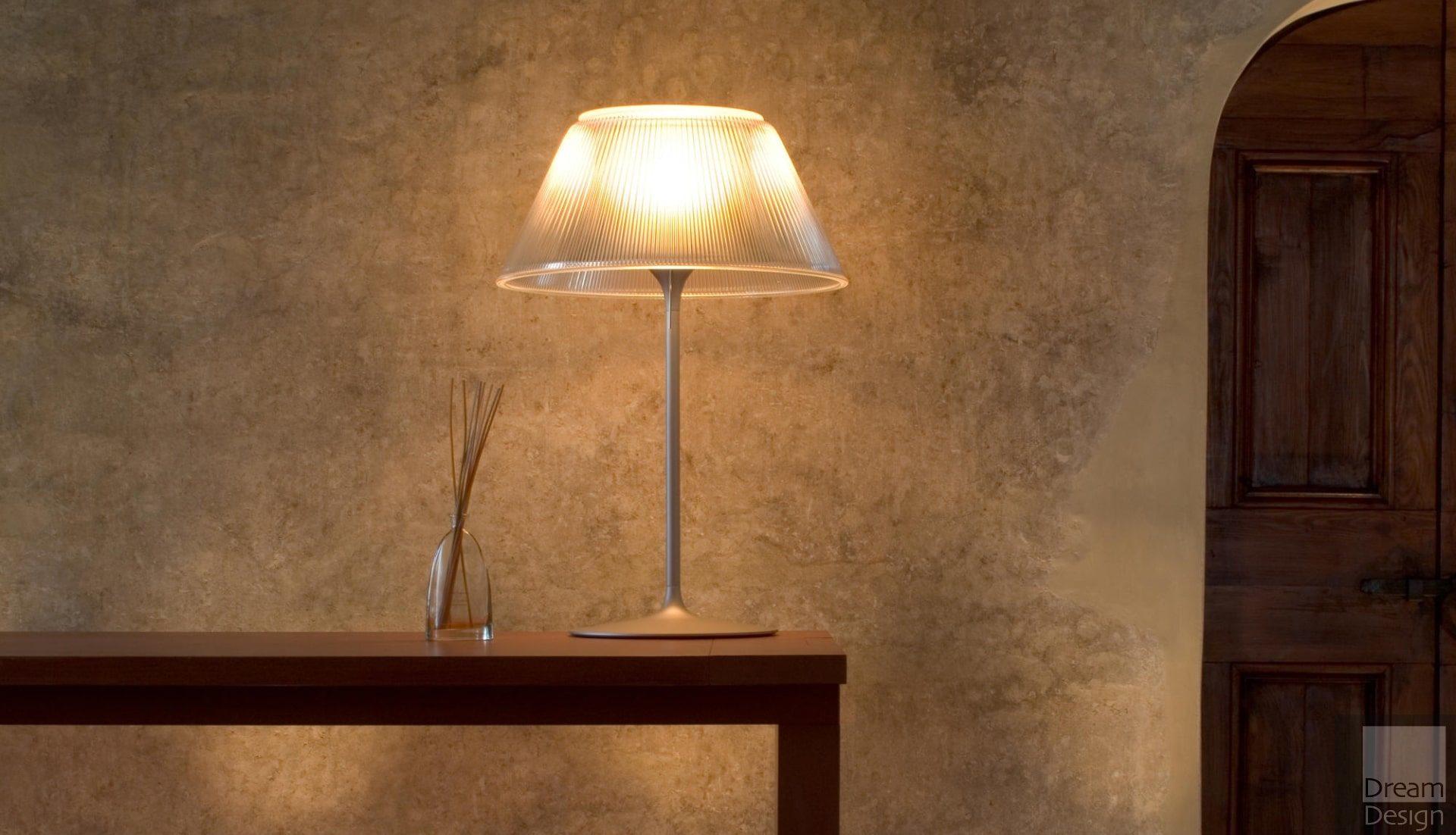 Flos Romeo Moon Table Lamp