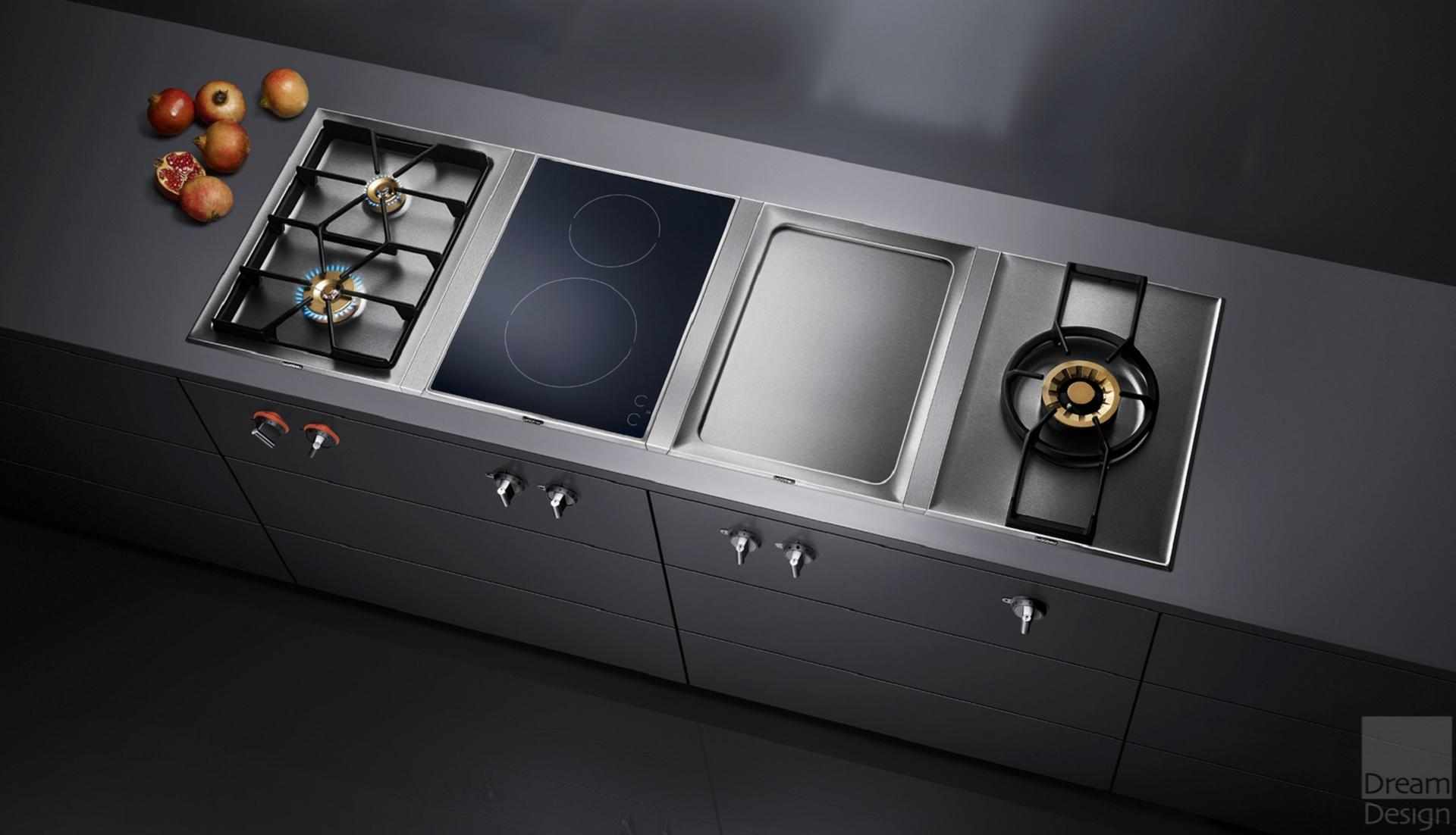 Gaggenau Appliances Dream Design Interiors Ltd - Cuisine gaggenau