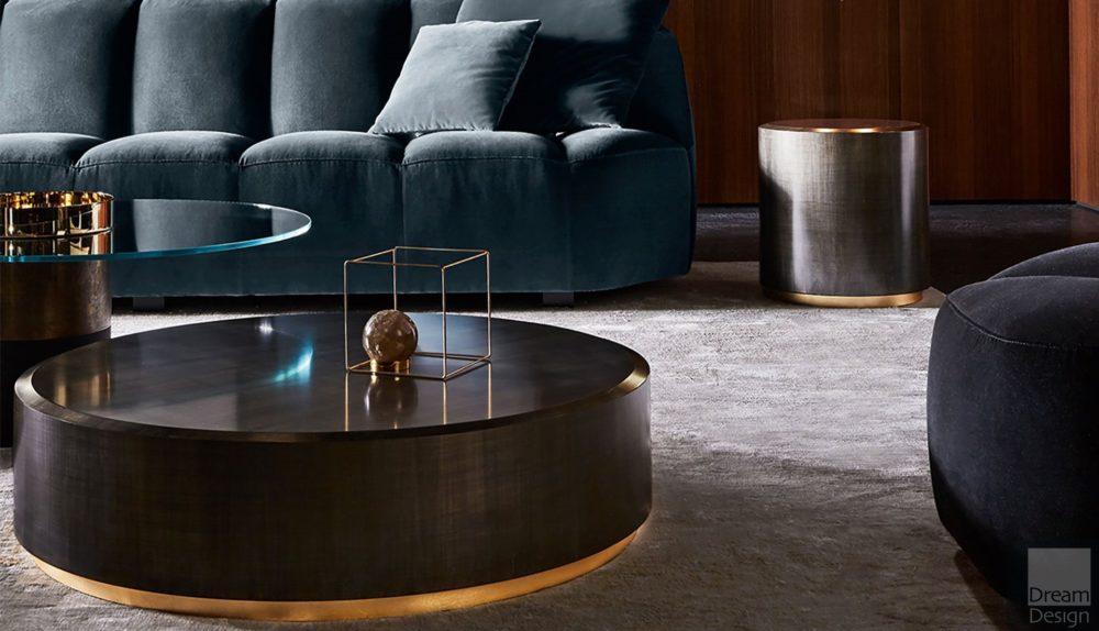Gallotti & Radice Gong Coffee Table