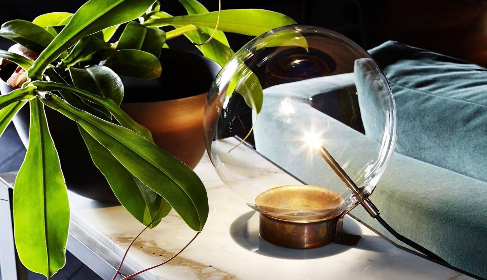 Gallotti&Radice Bolle 1 Table Lamp
