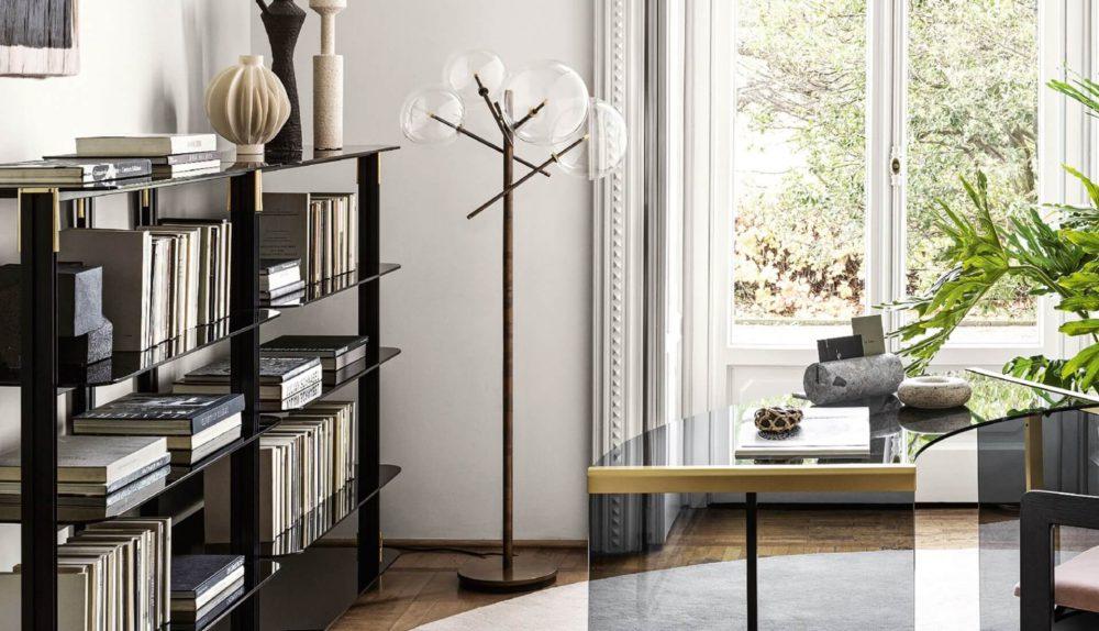 Gallotti&Radice Bolle Floor Lamp