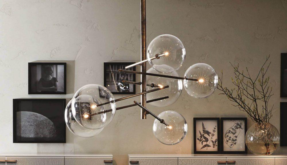 Gallotti&Radice Bolle Suspension Light
