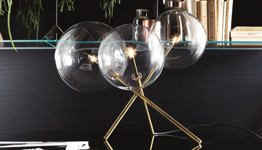 Gallotti&Radice Bolle 3 Table Lamp