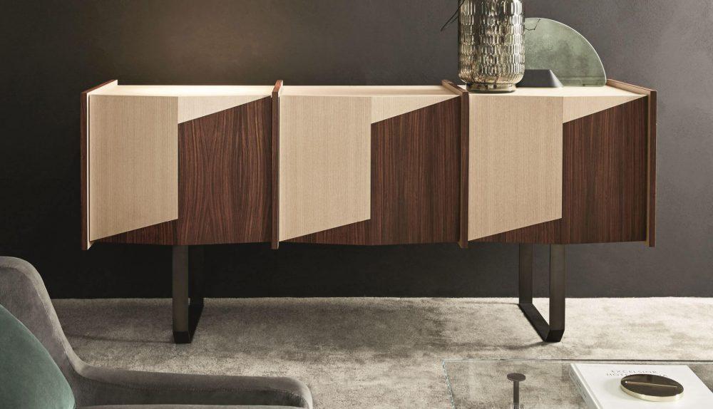 Gallotti&Radice Diedro Sideboard