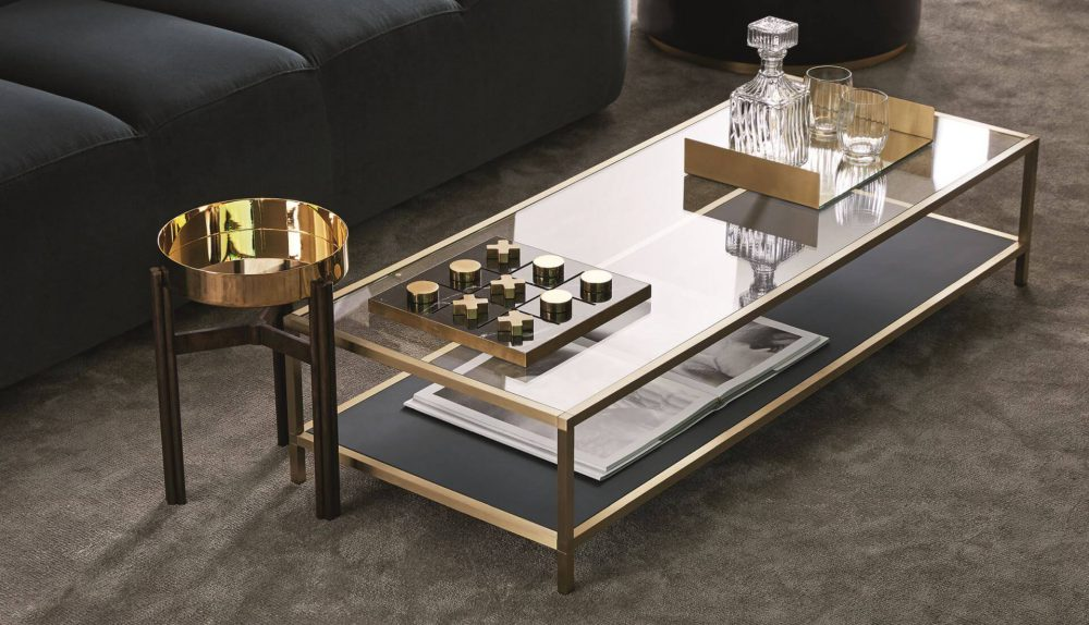 Gallotti&Radice Faraday Coffee Table