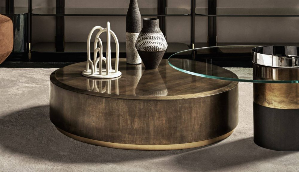 Gallotti&Radice Gong Coffee Table