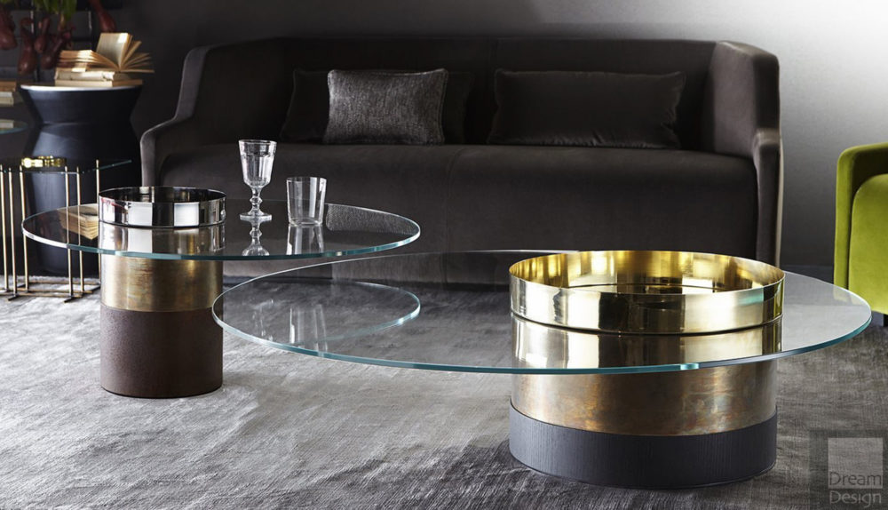 Gallotti & Radice Haumea Coffee Table