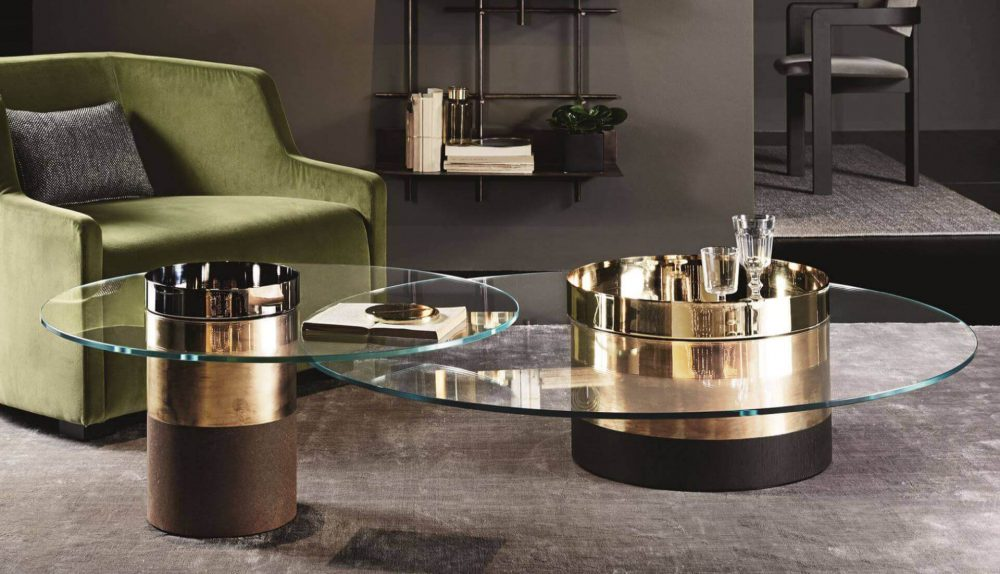 Gallotti&Radice Haumea Coffee Table