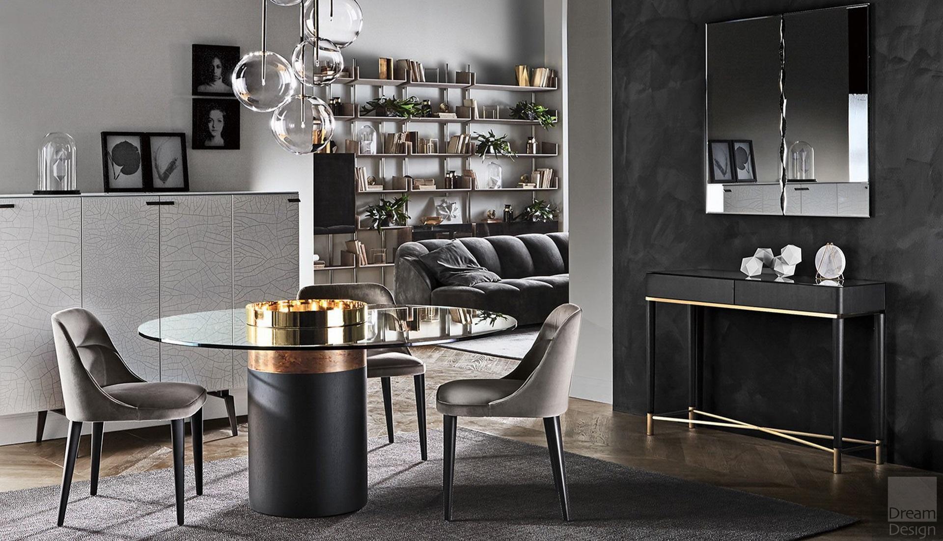 Gallotti Amp Radice Haumea T Table Dream Design