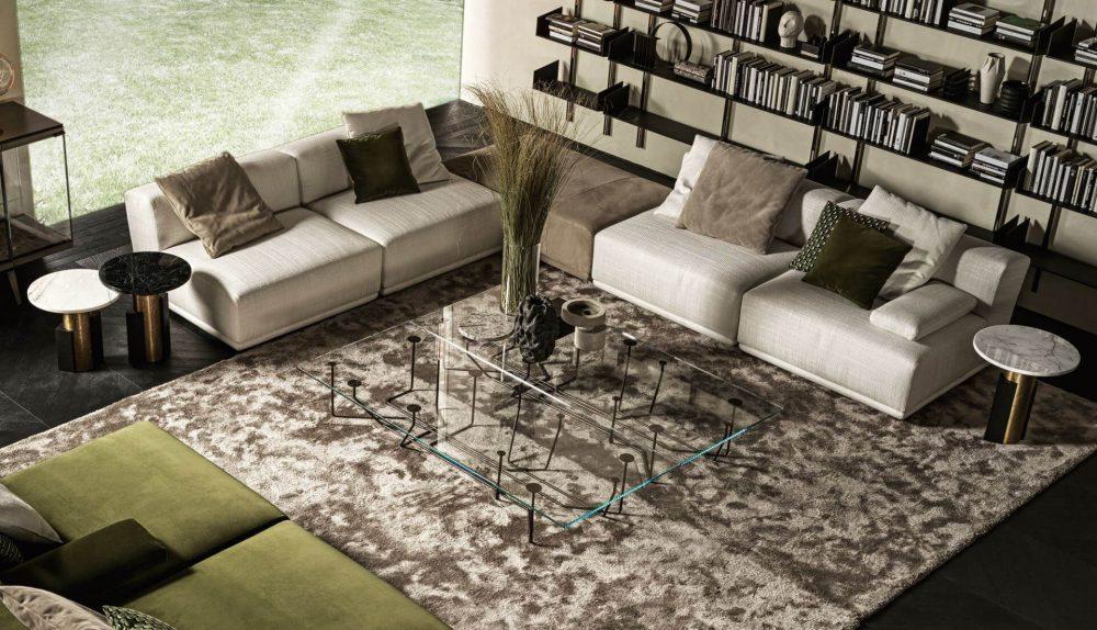 Gallotti&Radice Mahon Modular Sofa