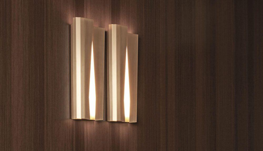 Gallotti&Radice Ori Wall Light