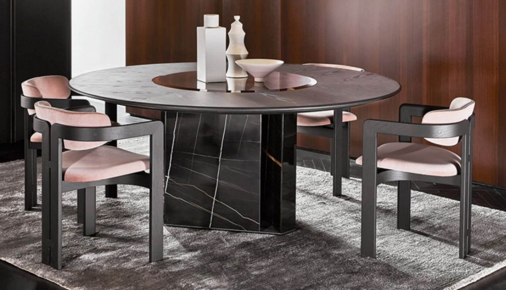 Gallotti&Radice Platium Round Table