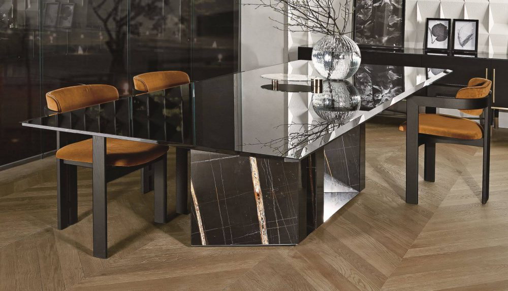 Gallotti&Radice Platium Rectangular Table