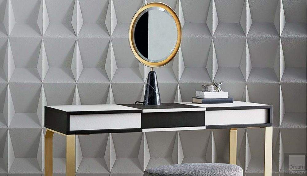 Gallotti & Radice Selene Dressing Table