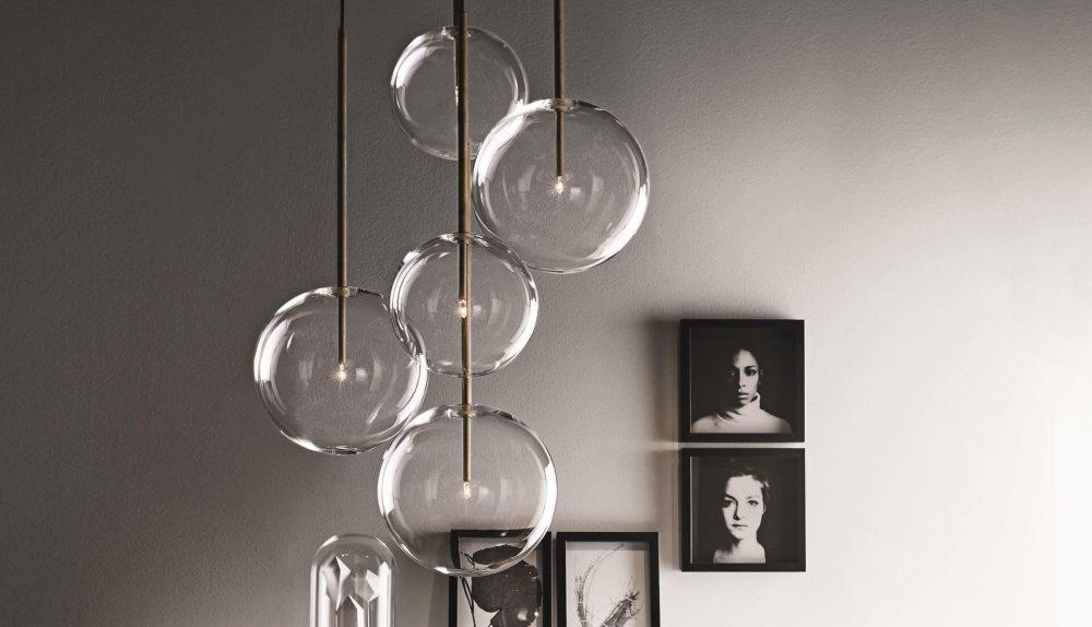 Gallotti&Radice Bolle Sola Pendant Light