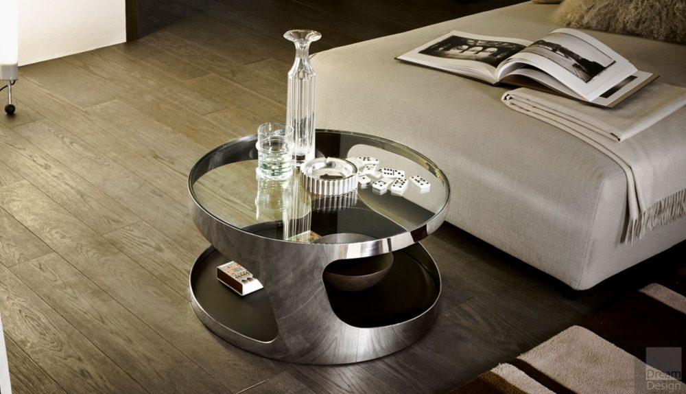 Gallotti & Radice Tab Low Table