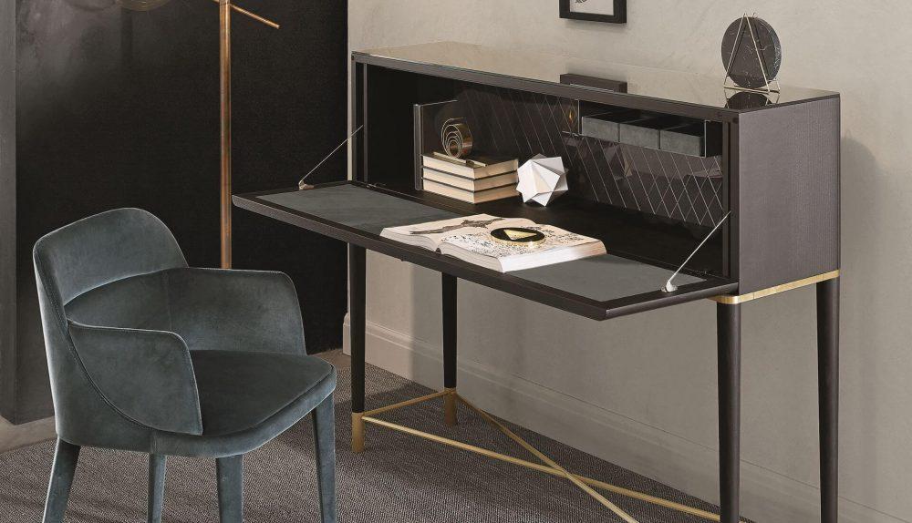 Gallotti&Radice Tama Secrétaire Vanity Desk