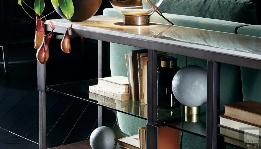 Gallotti & Radice Tortona Console Table