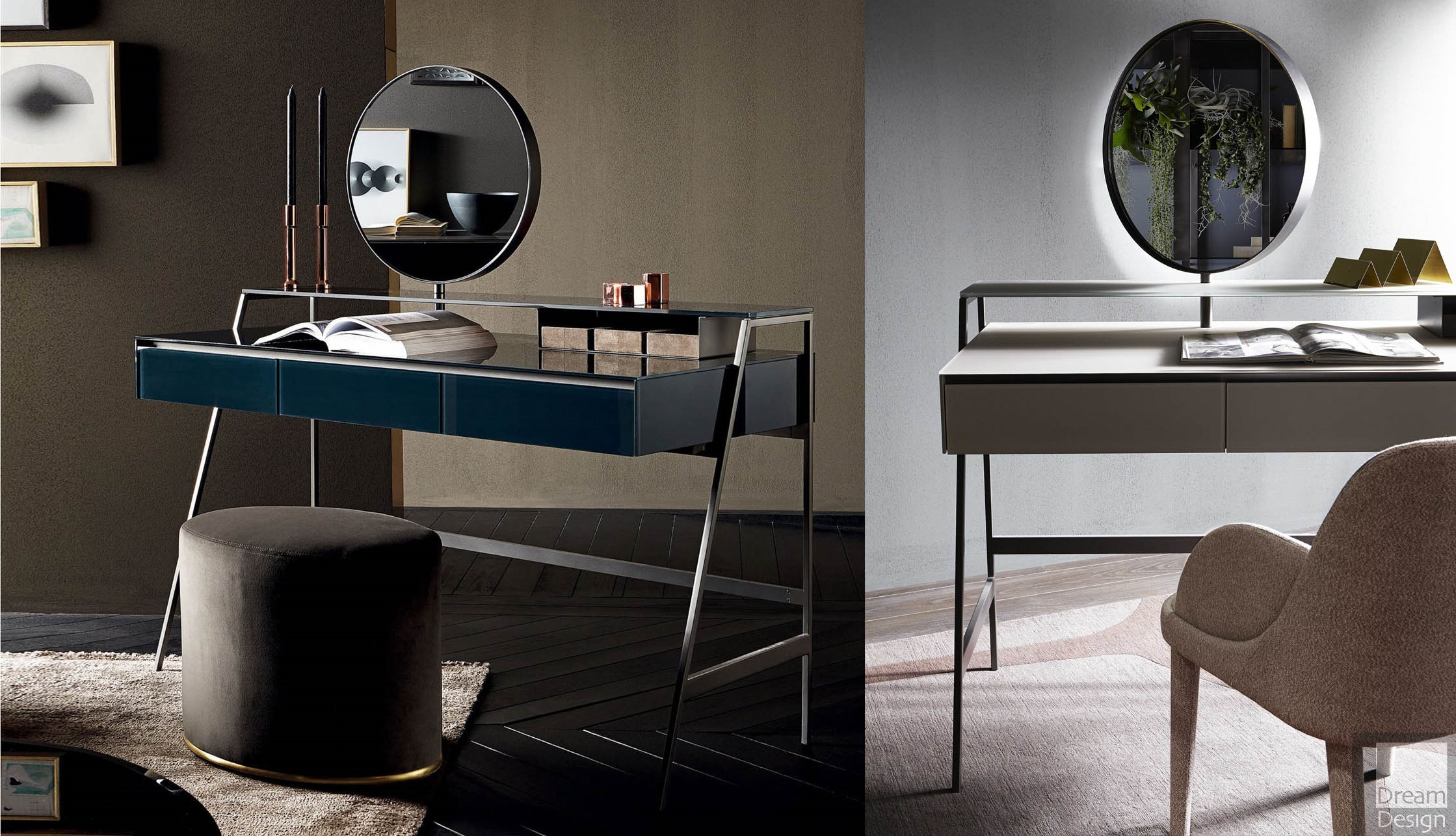 Gallotti Radice Venere Dressing Table Dream Design Interiors Ltd