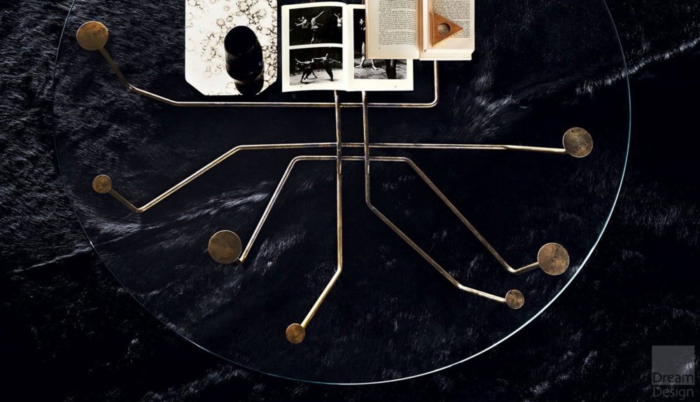Gallotti & Radice Connection Coffee Table