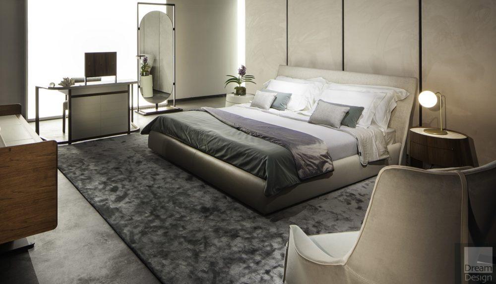Giorgetti Altea Bed