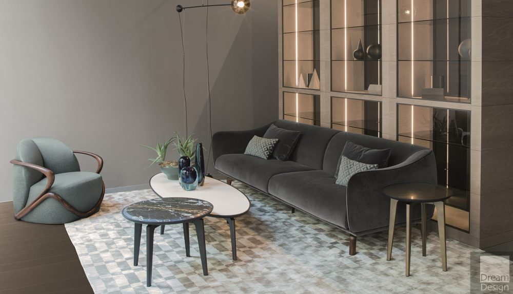 Giorgetti Drive Modular Sofa