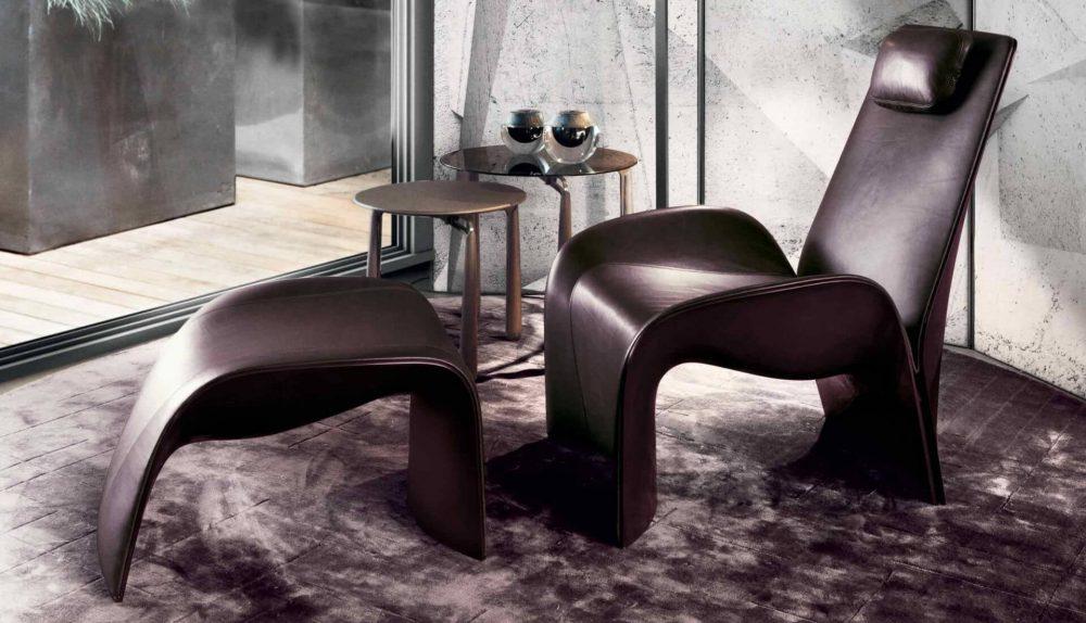 Giorgetti Eva Wing Chair