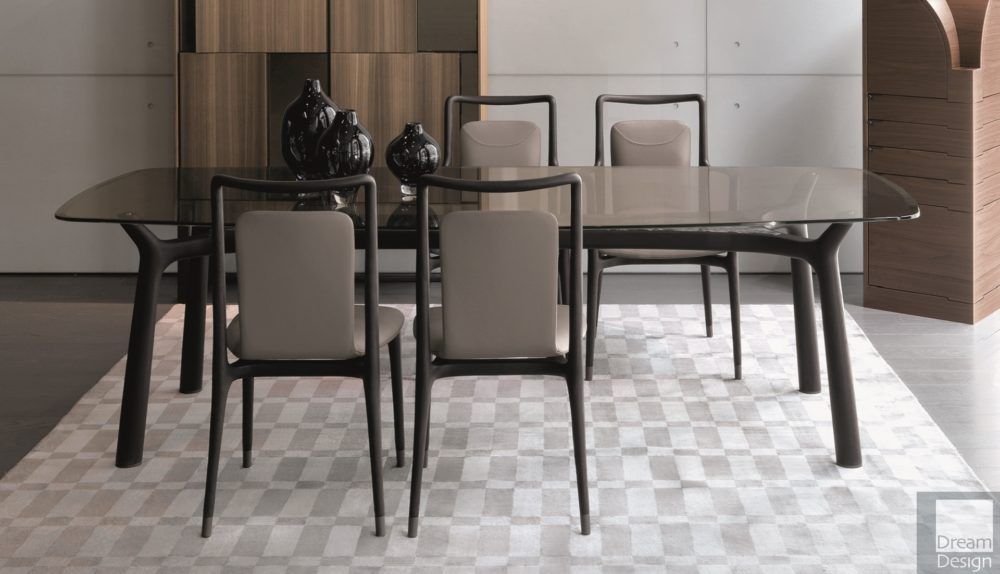 Giorgetti Memos Rectangular Table