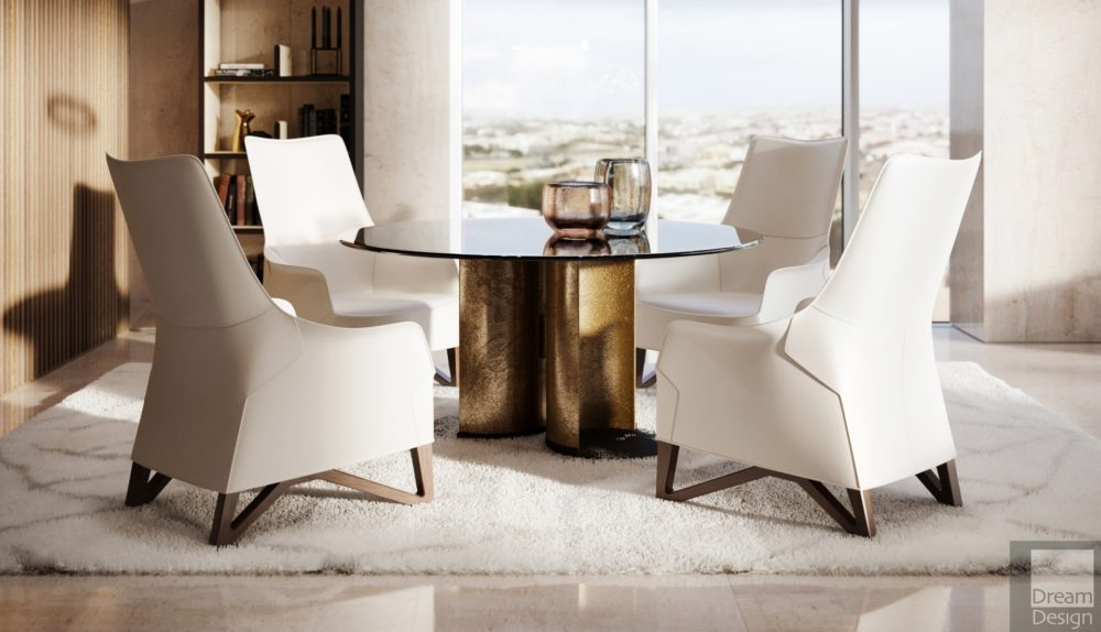 Giorgetti Mobius 2011 Chair
