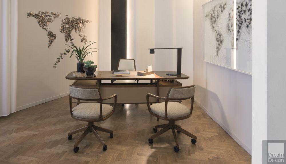 Giorgetti Mogul Desk