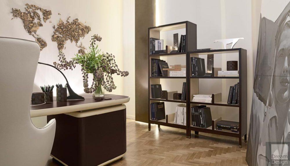Giorgetti Nea Book Shelving
