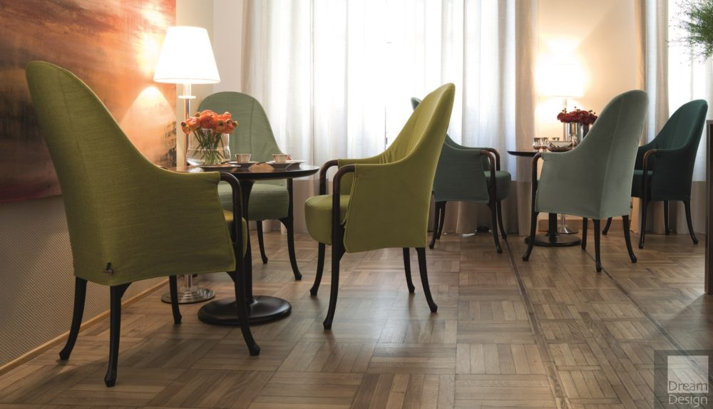 Giorgetti Progetti Chair
