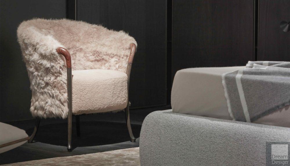 Giorgetti Progetti Fashion Katori Armchair