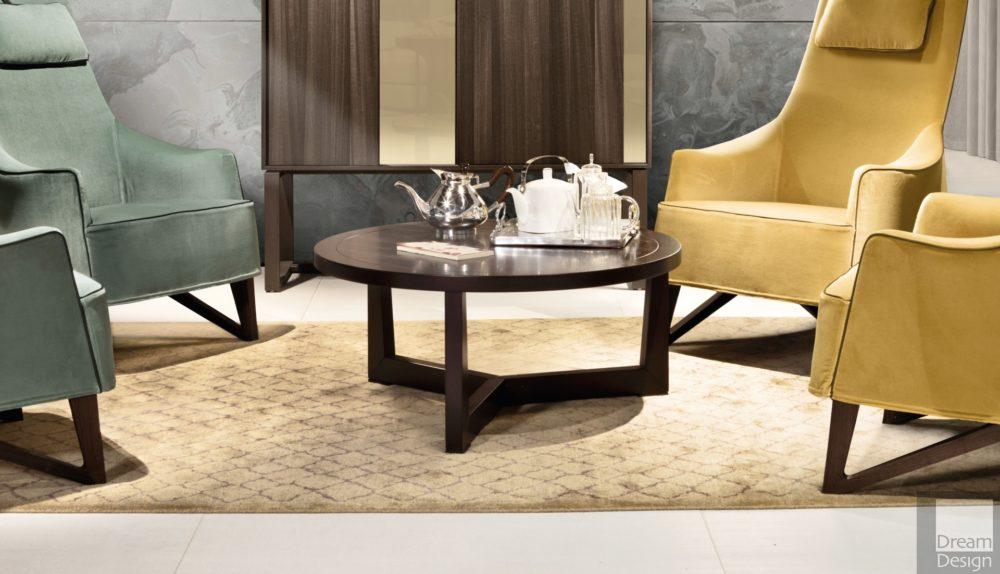 Giorgetti Reverso Coffee Table