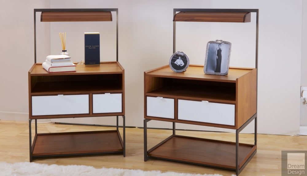 Giorgetti SYN Bedside Table