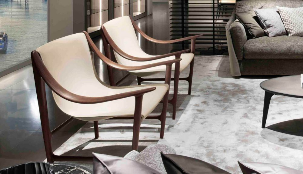 Giorgetti Swing Chair