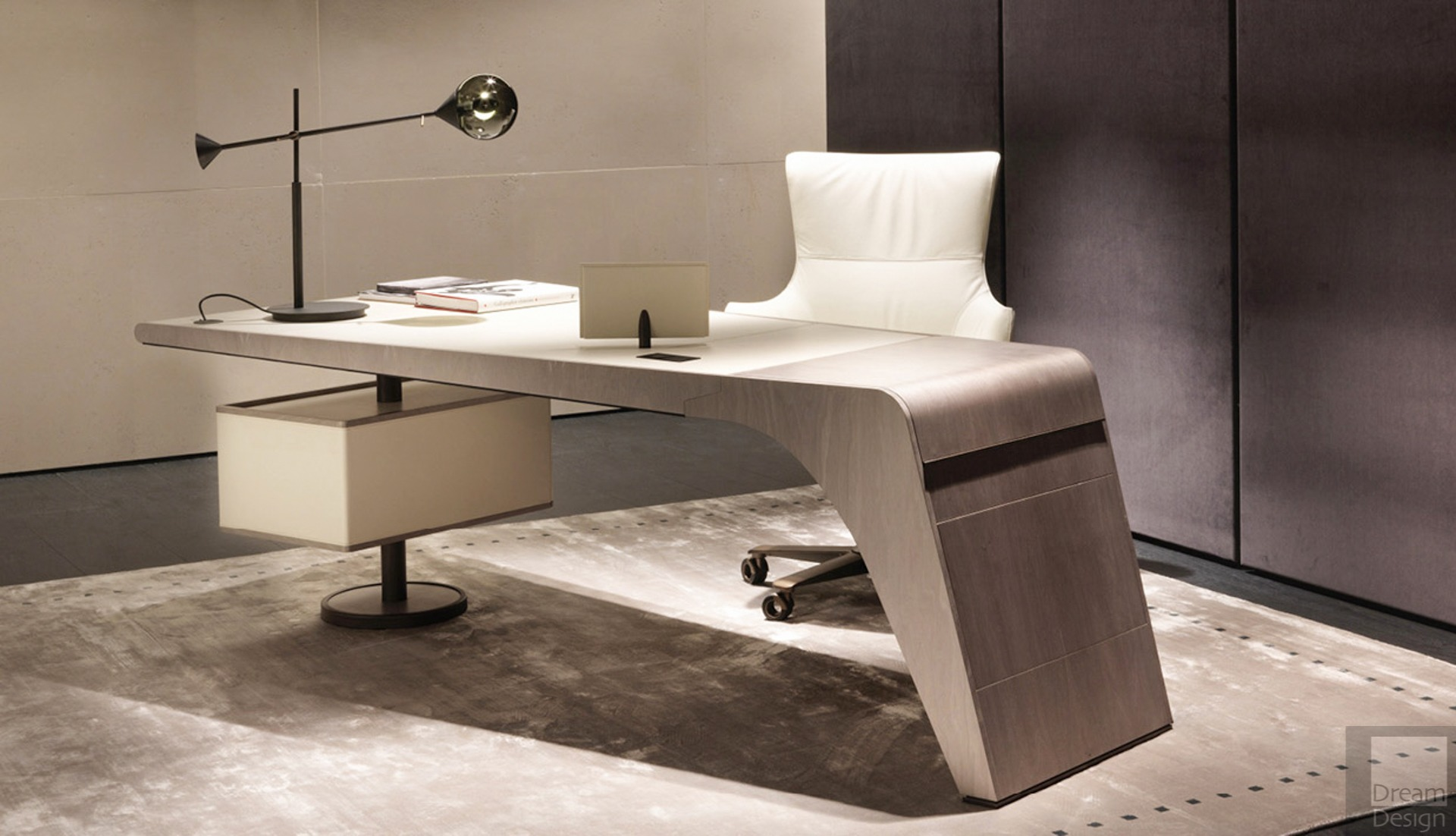 Giorgetti Tenet Desk Dream Design Interiors Ltd