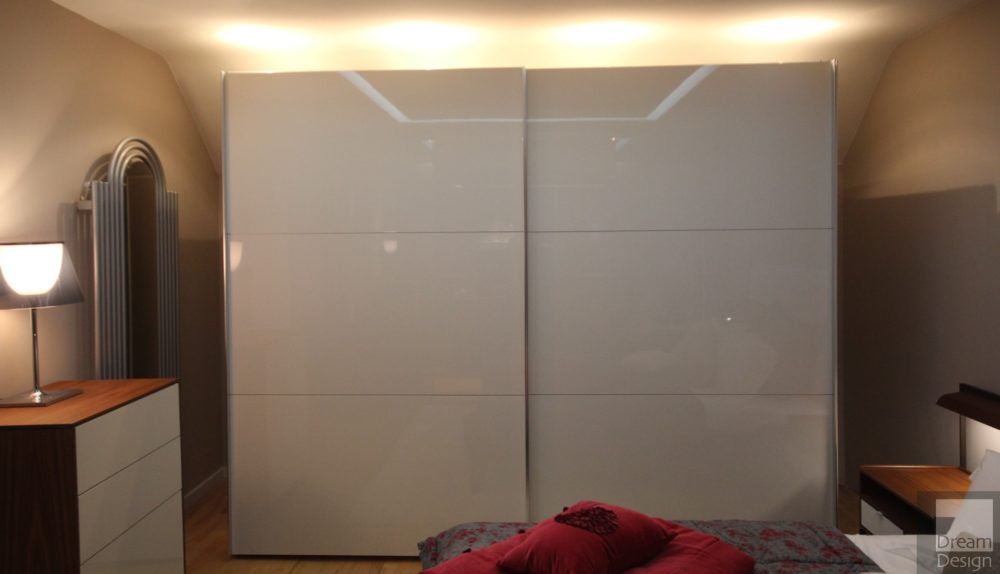 Interlubke SO7 Gliding Door Wardrobe Ex-Display
