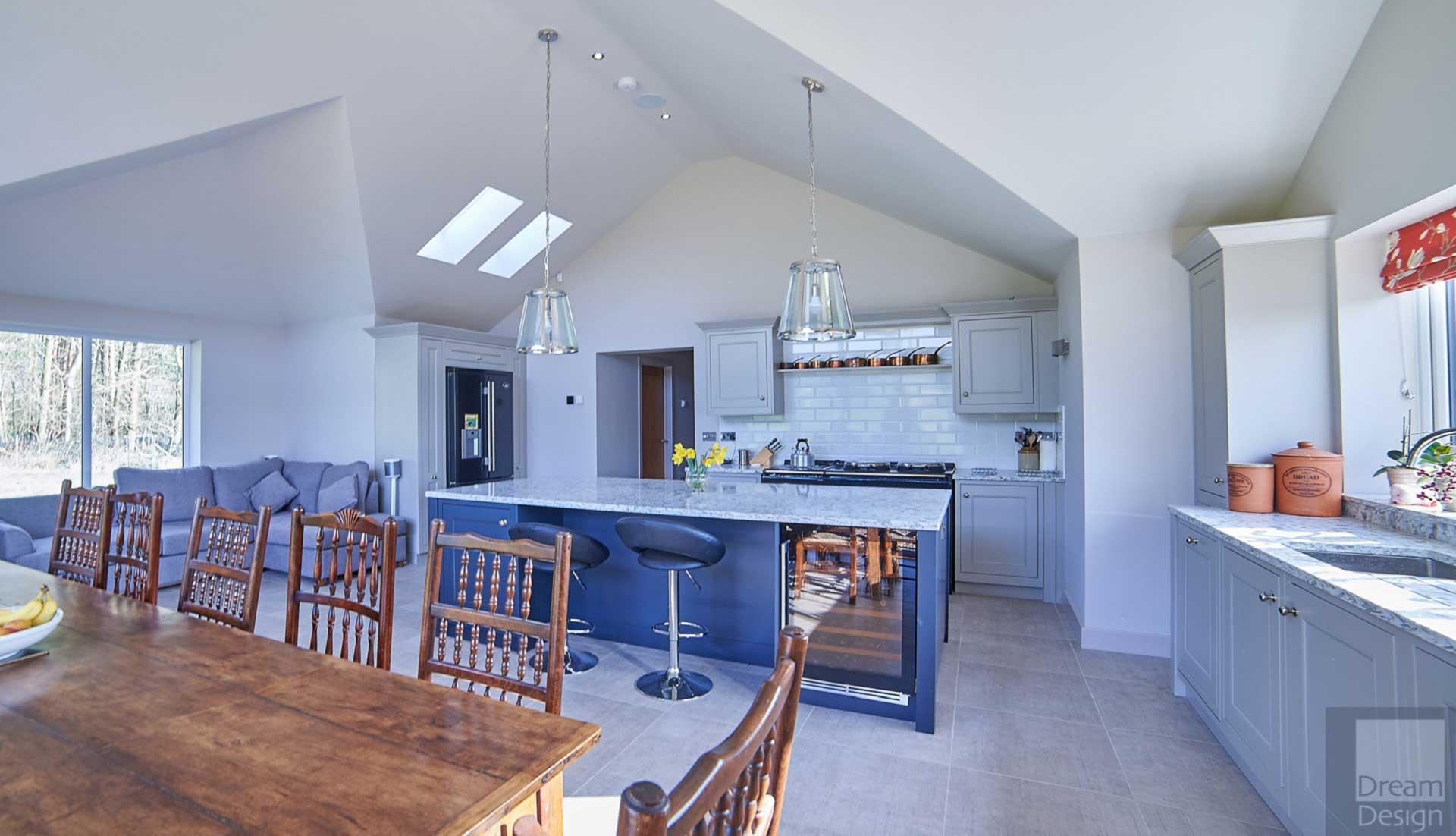 Romsey Country House - Dream Design Interiors Ltd