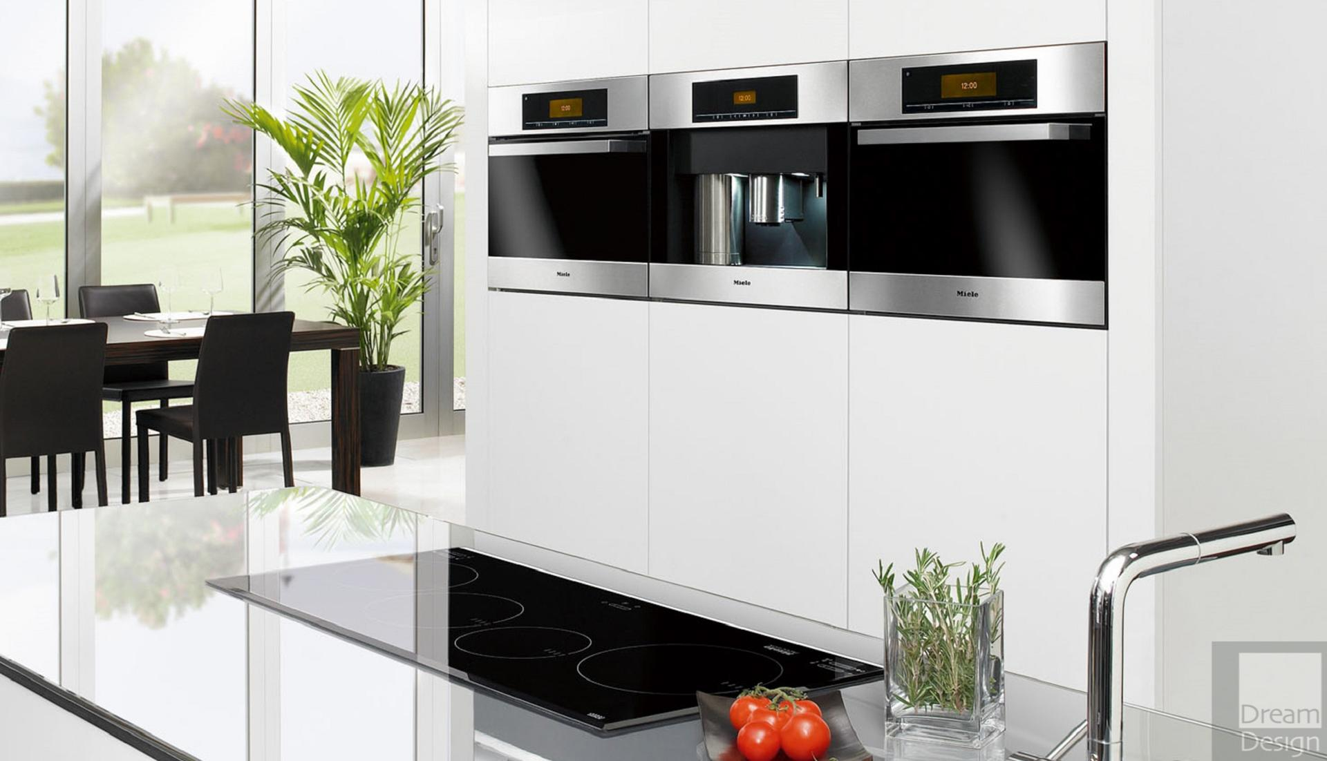 Miele appliances dream design interiors ltd for Küchen miele