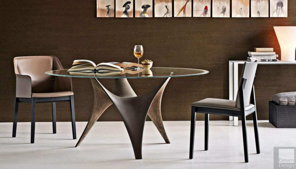 Molteni&C Arc Round Table