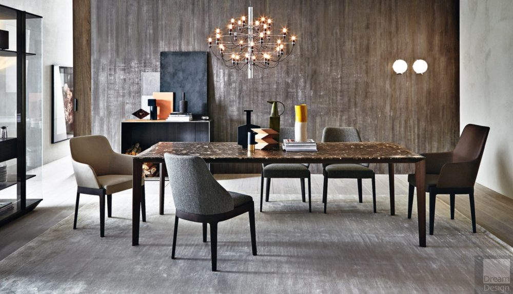 Molteni&C Filigree Table
