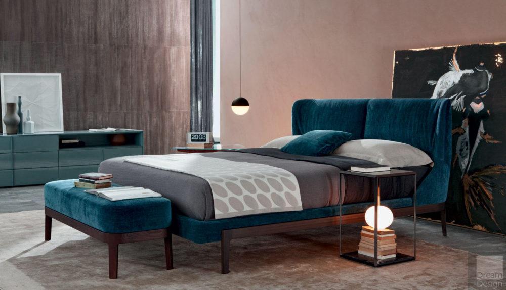 Molteni&C Fulham Bed